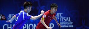 Thắng kịch tính Đài Loan, đội tuyển futsal Việt Nam khởi đầu thuận lợi