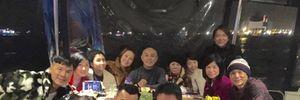 Tết đoàn viên của các cặp sao nổi tiếng màn ảnh Trung Hoa