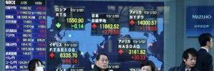 Chứng khoán Nhật Bản rơi xuống mức thấp nhất trong 16 tháng