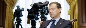 """Thủ tướng Medvedev: """"Nga không tham vọng lãnh đạo thế giới"""""""