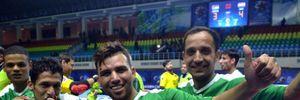 Futsal châu Á: Xác định 3 đội vào tứ kết, Trung Quốc thảm bại