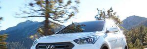 Hyundai Santa Fe có bản nâng cấp 2017