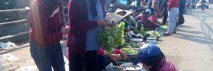 Sau tết rau xanh vẫn khan hiếm, thịt cá đã bình ổn giá trở lại