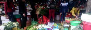 Giá rau củ đầu năm tại Quảng Trị tăng 'chóng mặt'