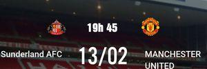 Sunderland - MU: 'Quỷ đỏ' gặp đối thủ ưa thích