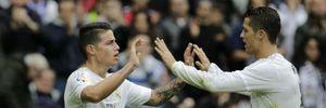 """Real thắng đậm, Zidane được học trò """"tôn thờ"""""""