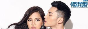 Khả Trang - Mạnh Khang nóng bỏng trong bộ hình Valentine