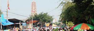 Đảm bảo TTAT cho du khách đến với chợ Viềng