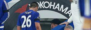 HLV Hiddink không hy vọng Terry sẽ kịp bình phục trước trận gặp PSG