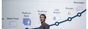 Facebook sẽ sớm đạt mốc 1.000 tỷ USD giá trị vốn hóa