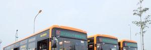 Xe bus 5 sao đi Nội Bài giá 30.000 đồng