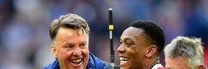 HLV Van Gaal chỉ ra sự khác biệt giữa M.U và Leicester