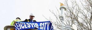 Thành Leicester rộn ràng chờ đón chức vô địch