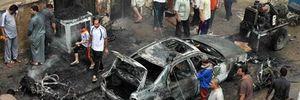Iraq: Đánh bom liều chết khiến hơn 60 người thương vong