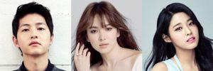 Song Joong Ki khai thác quảng cáo tốt hơn Song Hye Kyo
