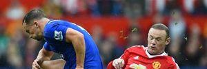 Rooney thừa nhận M.U khó vào top 4 sau trận hòa Leicester