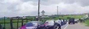 Choáng ngợp dàn siêu xe dài nhiều km trong đám cưới ở quê