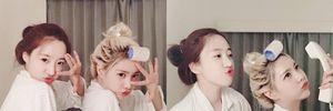 Sao Hàn 4/5: Jessica khoe chân thon, Kim Tae Hee mặt mộc giản dị đi du lịch