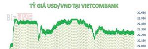 Tỷ giá trung tâm bất ngờ tăng vọt, ngân hàng giảm giá USD
