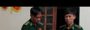 Đối tượng người Lào vận chuyển ma túy qua biên giới bị bắt