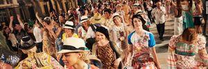 Chanel mở sàn diễn trên đường phố Cuba