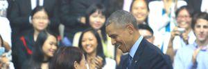 Người dẫn chương trình tổng thống Mỹ gặp thủ lĩnh trẻ