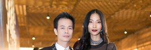 Hoa hậu Kỳ Duyên mặc kín đáo hơn sau sự cố lộ nội y