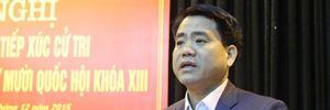 Ông Nguyễn Đức Chung trúng cử đại biểu HĐND TP với phiếu cao nhất