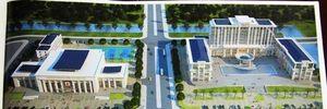 Bộ Xây dựng 'sờ gáy' Khu trung tâm hành chính tập trung ở Thanh Hóa