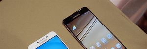 Samsung Galaxy C5 và C7 sắp ra mắt tại Trung Quốc