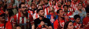 Cận cảnh sự buồn thảm của Atletico sau trận thua đau trước Real