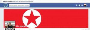 Facebook phiên bản Triều Tiên bị hack ngay sau khi chạy thử