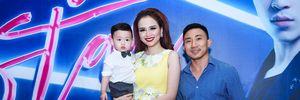 Dàn sao Việt khoe sắc trên thảm đỏ thời trang
