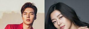 Jun Ji Huyn và Lee Min Ho nhận lời đóng phim của biên kịch 'Vì sao đưa anh tới'