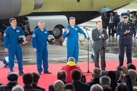 Trung Quoc mua may bay van tai moi An-178 Ukraina vua bay thu lan dau tien - Anh 11