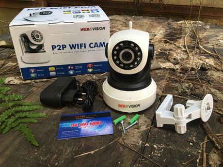 """Camera IP Webvision S6203Y bỏ xa đối thủ nhờ tính năng """"độc""""."""