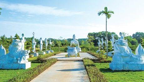 Công viên nghĩa trang sinh thái 5 sao kết hợp du lịch tâm linh