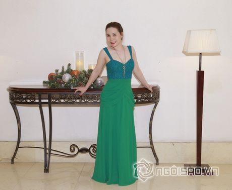 Nữ hoàng Doanh nhân Ngô Thị Kim Chi hoi ngo cung dan sao Viet tai su kien - Anh 11