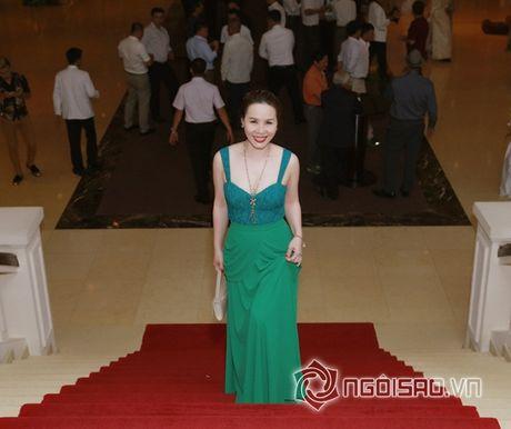 Nữ hoàng Doanh nhân Ngô Thị Kim Chi hoi ngo cung dan sao Viet tai su kien - Anh 1