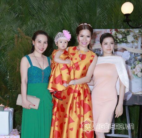 Nữ hoàng Doanh nhân Ngô Thị Kim Chi hoi ngo cung dan sao Viet tai su kien - Anh 2