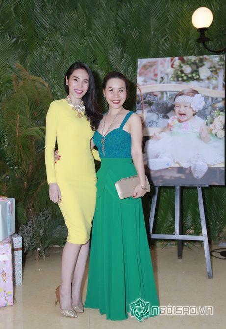 Nữ hoàng Doanh nhân Ngô Thị Kim Chi hoi ngo cung dan sao Viet tai su kien - Anh 4
