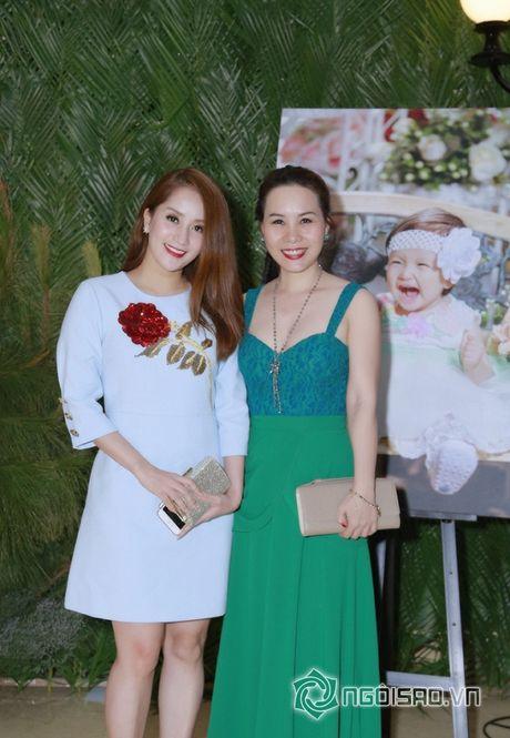 Nữ hoàng Doanh nhân Ngô Thị Kim Chi hoi ngo cung dan sao Viet tai su kien - Anh 5