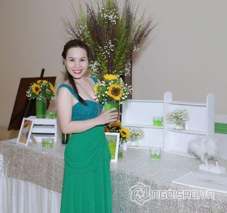 Nữ hoàng Doanh nhân Ngô Thị Kim Chi hoi ngo cung dan sao Viet tai su kien - Anh 7