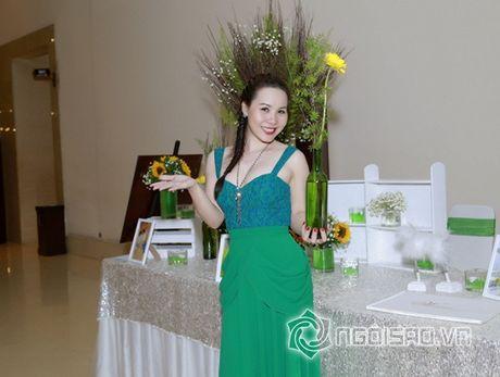 Nữ hoàng Doanh nhân Ngô Thị Kim Chi hoi ngo cung dan sao Viet tai su kien - Anh 8