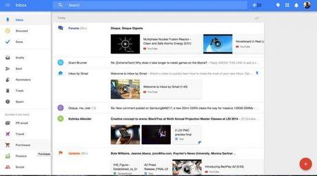 Nóng: Google khai tử Gmail?