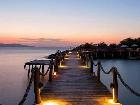 10 resort hướng biển đẹp nhất thế giới
