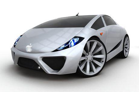 Apple sắp sản xuất xe ô tô tự lái?