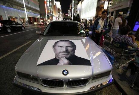 'Gã khổng lồ' Apple sắp bước chân vào làm xe tự hành?