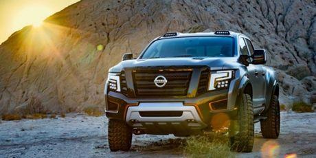 """""""Chiến binh"""" Nissan Titan Warrior nhảy vào phân khúc bán tải cỡ lớn?"""