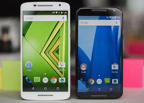 Moto nâng cấp Android 6.0 Marshmallow cho một loạt smartphone
